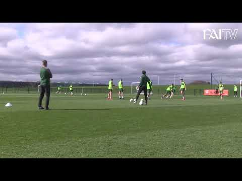 #IRLU21 Training | Incredible finishes & some fantastic saves