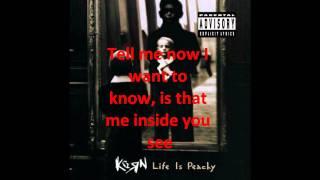 Watch Korn Ass Itch video