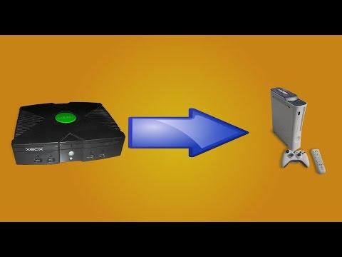 طريقة تشغيل العاب اكس بوكس القديم ع الاكس بوكس 360 /games xbox old on xbox 360