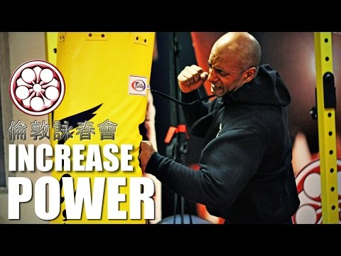 3 SIMPLE Tricks to Increase Punching Power | How to Punch Harder and Faster