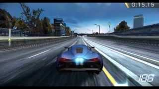 Need for Speed на iPhone 3GS Съемка с Экрана