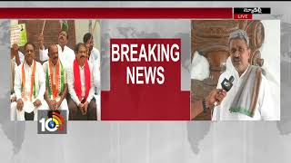 Chalasani Srinivas gets Emotional Over Injustice to AP | No-Confidence against Modi Govt