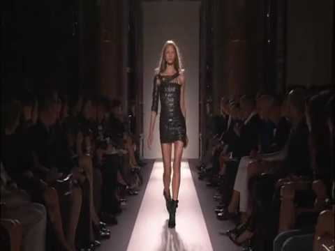 Balmain Spring 2010 Fashion Show (full)