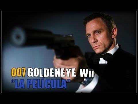 007 GOLDENEYE Wii ||| LA PELÍCULA ||| GAMEMOVIE