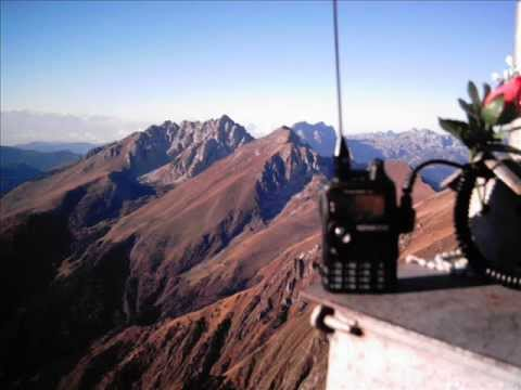 SOTA and Watt for Miles QRP_Cimon della Bagozza BG
