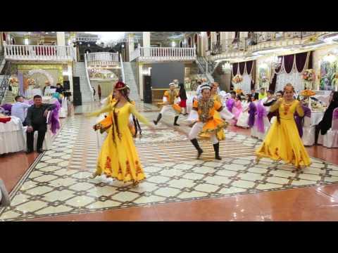 Уйгурский танец. Рухсара