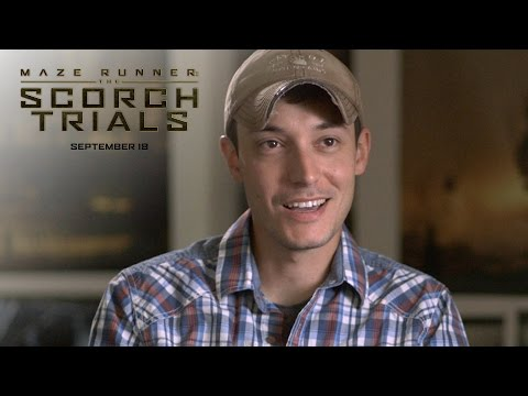 Maze Runner: The Scorch Trials | Wes Ball [HD] | 20th Century FOX