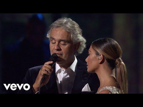 Andrea Bocelli, Nicole Scherzinger - No Llores Por Mi Argentina