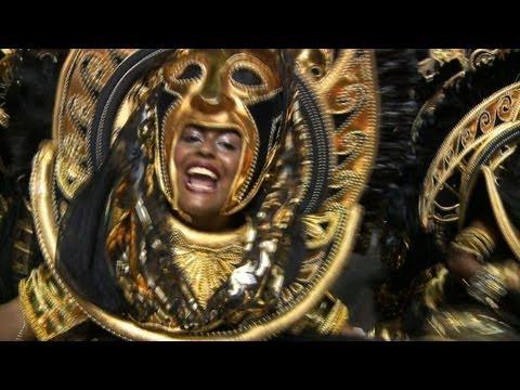 Samba schools set Rio alight in carnival extravaganza