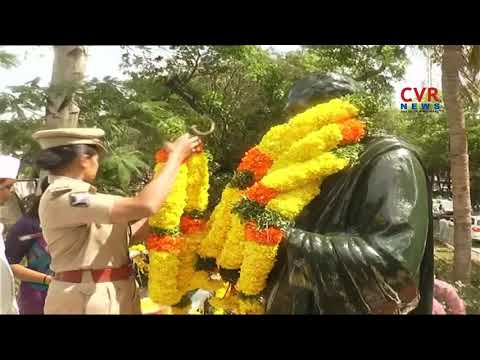 Tanguturi Prakasam Panthulu 147th Birth Anniversary Celebrations In Ongole | CVR News
