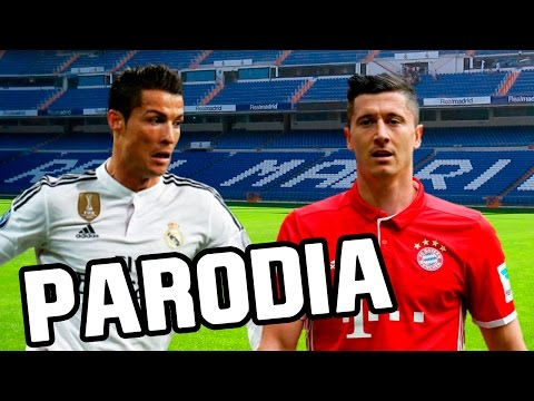 Canción Real Madrid vs Bayern Munich (Parodia Ed Sheeran -Shape Of You) 4-2 thumbnail