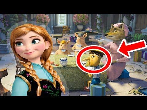 10 Secretos Ocultos En Tus Películas Preferidas De Disney