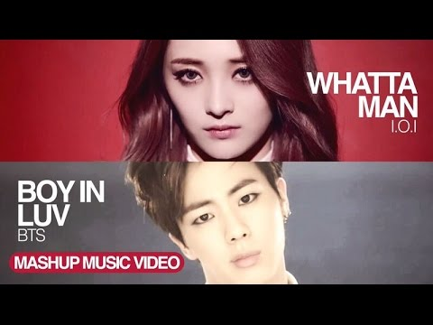 download lagu MASHUP I.O.I 아이오아이 & BTS 방탄소년단 - Whatta Man Good Man X Boy In Luv gratis