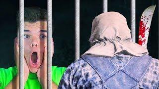 JASON LOCKED ME IN! (Friday 13th)
