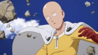 Saitama vs Genos Fight | One Punch Man (60FPS)