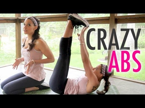 CRAZY SLIM ABS Workout : Work It Out Wednesday - BEXLIFE