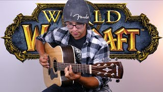 World of Warcraft - Lion's Pride (Guitar Cover)