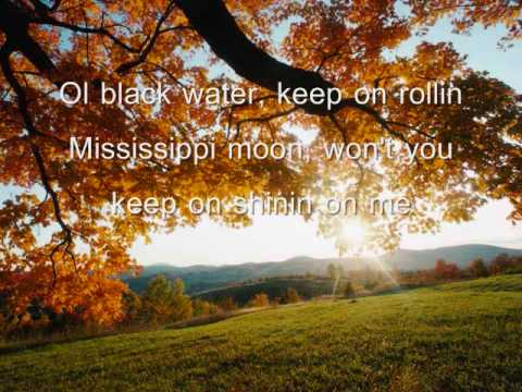 Doobie Bros - Black Water