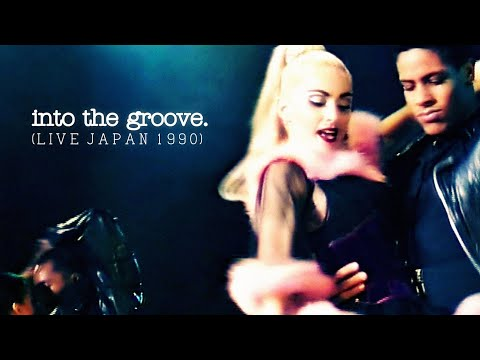 Madonna - Into The Groove (Live)