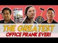 THE GREATEST OFFICE PRANK WITH TMALL PRODUCTS + GI