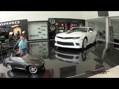 Chevrolet Camaro Spring Edition es un juguete para niños grandes   Atracción360