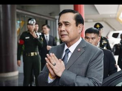 Thai PM sorry for bikini comment after British murders