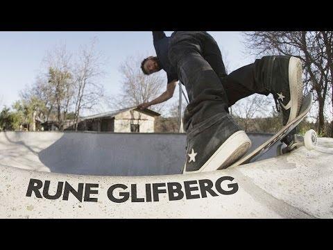 Rune Glifberg for Ricta Park Crushers