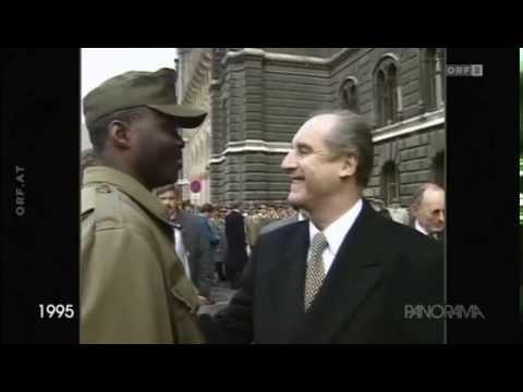 George Alaba: Die Geschichte des Einwanderers mit dem berühmten Sohn.