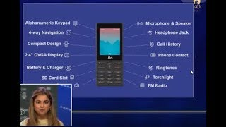 jio FREE mobile all features| LIVE demo  with  all features by mukesh ambani