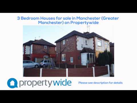 3 Bedroom Houses for sale in Manchester (Greater Manchester) on Propertywide