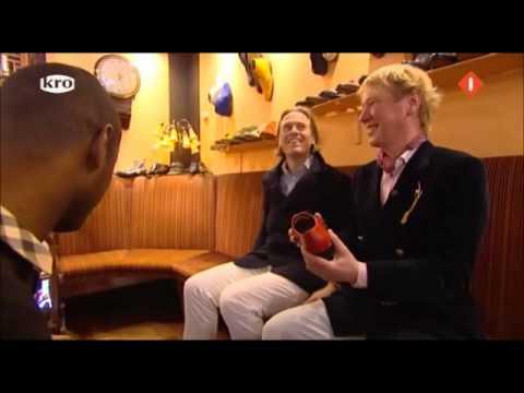 Ode aan Hendrik van der Steenhoven