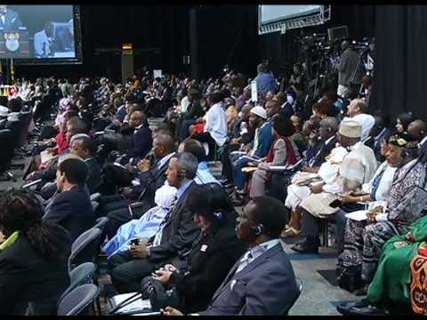 Global African Diaspora Summit