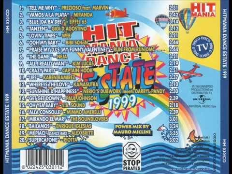 HIT MANIA DANCE ESTATE 1999