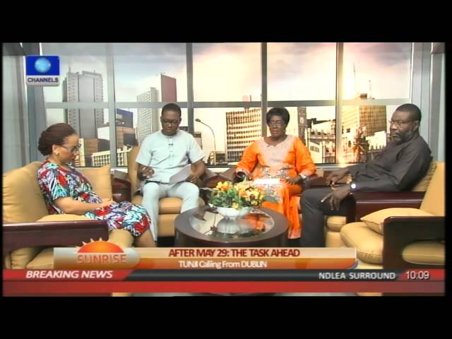 Sunrise Analysts Debate On Task Ahead After May 29 Pt 6