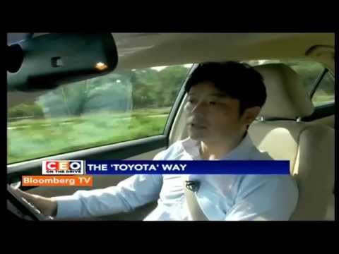 CEO On The Drive With Hormazd Sorabjee | Naomi Ishii, Toyota Kirloskar Motor
