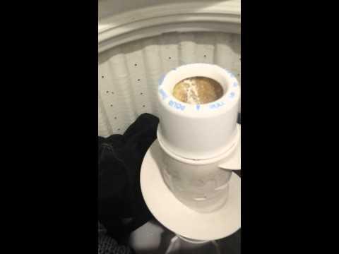 ge washing machine not spinning