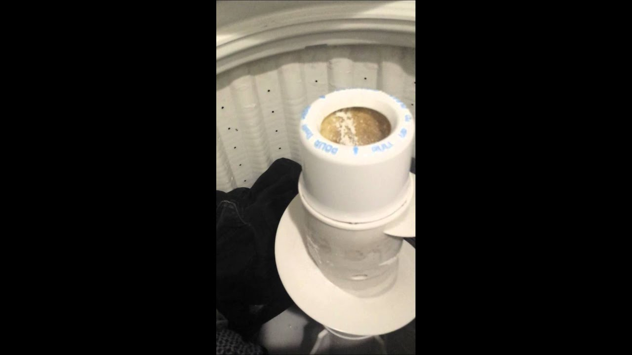 Fix A Ge Washer That Won T Spin Youtube