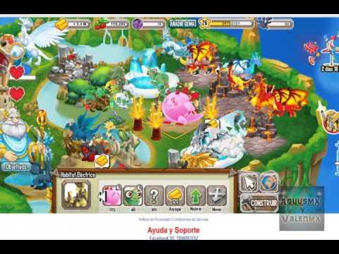 Dragon City Como Tener Los Dragones Legendarios (FACIL)