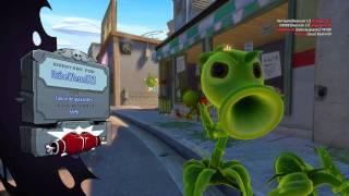 El Frijol Asesino Plantas Vs Zombies Garden Warfare Gameplay Xbox One