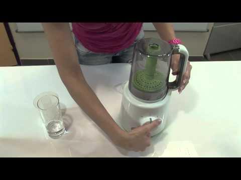 Robot cuiseur vapeur et mixeur avent philips parapharmacie en - Philips robot cuiseur ...