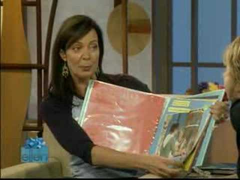 Allison Janney on Ellen Jan 2006