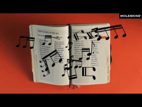 Moleskine Passions - Music Journal