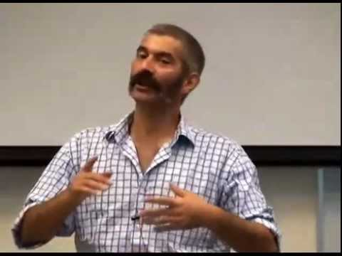 "Sandor Katz ""The Art of Fermentation"" 04-02-2012"
