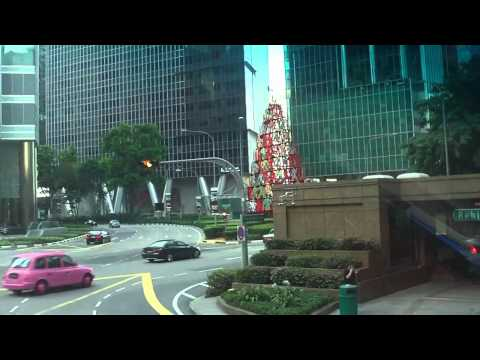 720pHD Part 2 - City Tour ★ Singapore 2012 Weekend Adventure (YouTube)