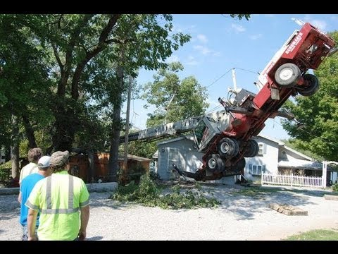 Crane Accidents Compilation 3