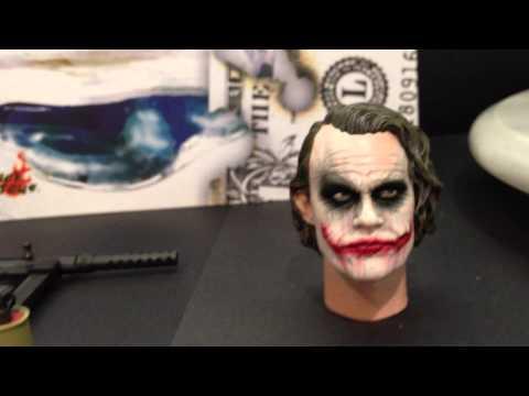Hot Toys Bank Robber Joker Review / Recap