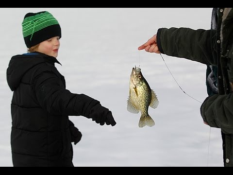 603 Reasons New Hampshire is Special: Ice Fishing