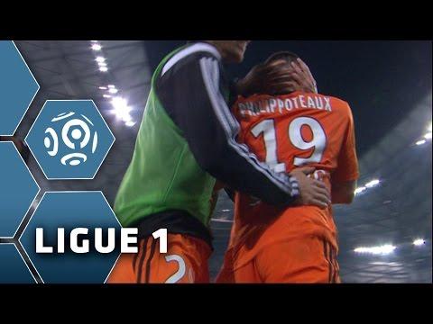 But Romain PHILIPPOTEAUX (68') / Olympique de Marseille - FC Lorient (3-5) -  (OM - FCL) / 2014-15
