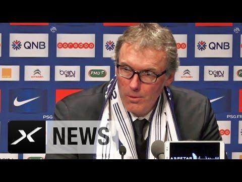 "Laurent Blanc: ""Es gibt keinen zweiten Zlatan Ibrahimovic"" | Paris Saint-Germain - FC Nantes 4:0"