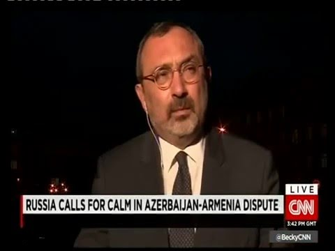 Nagorno Karabakh Foreign Minister to CNN It's not about territory, it's about self determination